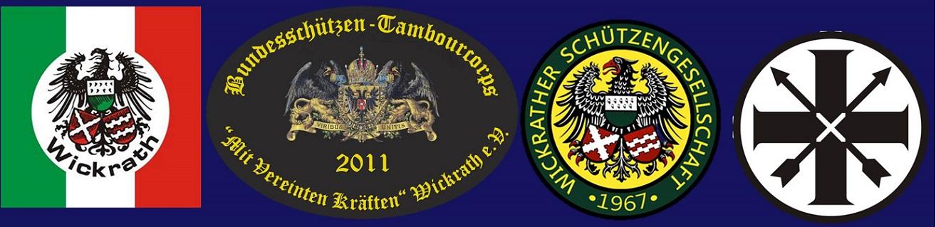 """Bundesschützen-Tambourcorps """"Mit Vereinten Kräften"""" Wickrath e. V."""